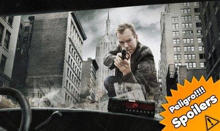 '24' deja el destino de Jack Bauer en el aire