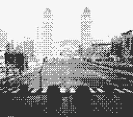Cómo convertir una fotografía actual en una foto tipo Game Boy Camera
