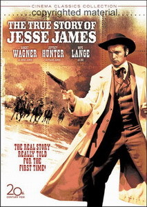 'La Verdadera Historia de Jesse James', rebelde con causa