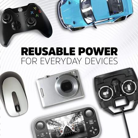 Baterías recargables para control de Xbox One