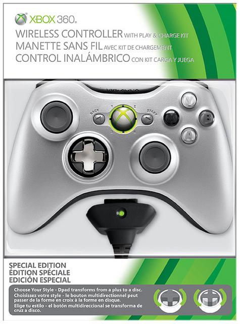 Foto de Nuevo mando Xbox 360 (1/3)