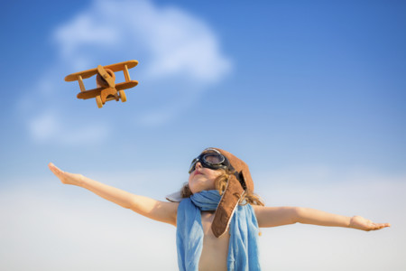 Viajar Volar Imaginar