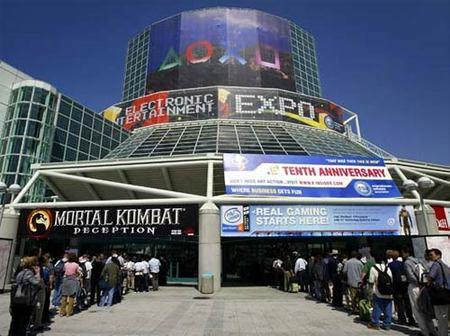 El E3 en sus buenos tiempos