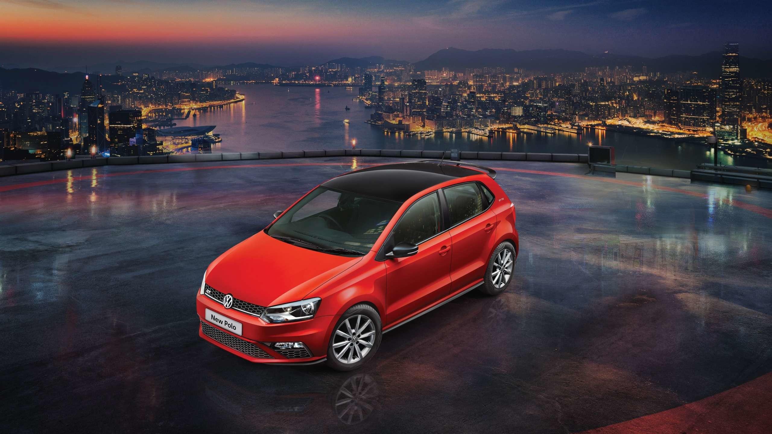 Foto de Volkswagen Vento y Polo 2021 (4/10)