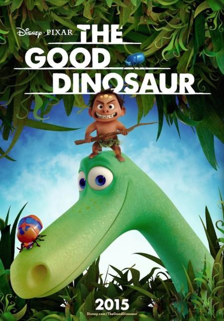 Los de Pixar vuelven para tocarte la fibra: The Good Dinosaur