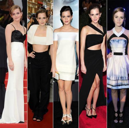 Emma Watson mejores looks 2013
