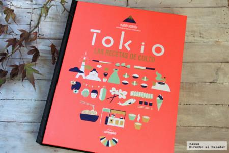 Tokio. Las recetas de culto. Libro de cocina