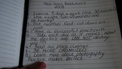 ¿Cómo cumplir los propósitos de año nuevo de verdad?
