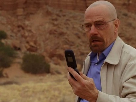 Breaking Bad Walt Phone