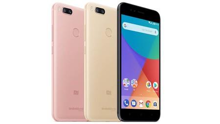 Xiaomi Mi A1 por fin llega a Liverpool, pero con una nada agradable sorpresa