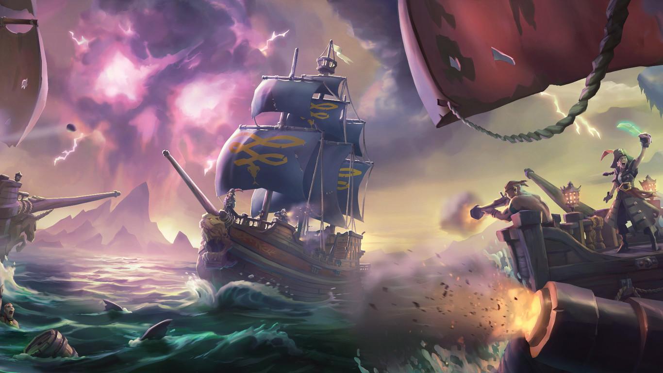 Sea of Thieves se viste con los colores de Halo regalando este diseño exclusivo para tu barco