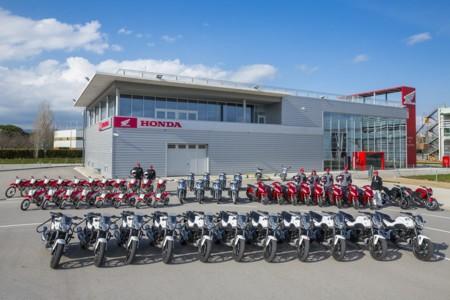 Honda Instituto De Seguridad Motocicletas