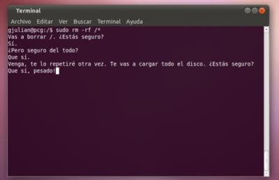 La terminal de Linux no muerde (II): trucos más avanzados