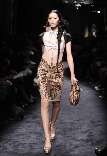 Miu Miu, Primavera-Verano 2010 en la Semana de la Moda de París VII