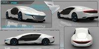 Audi A9 Concept, un prototipo de Daniel García Banos