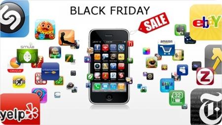 Aplicaciones gratis para el iPhone por el Black Friday (sólo hoy)
