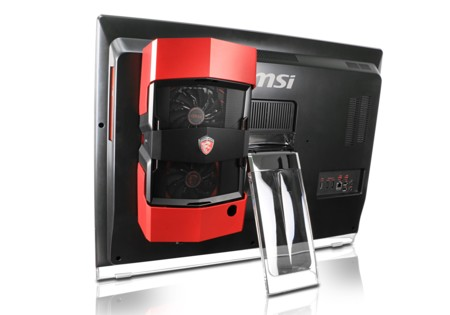 MSI Gaming 27XT es una verdadera All-in-One para gamers con  gráficos externos