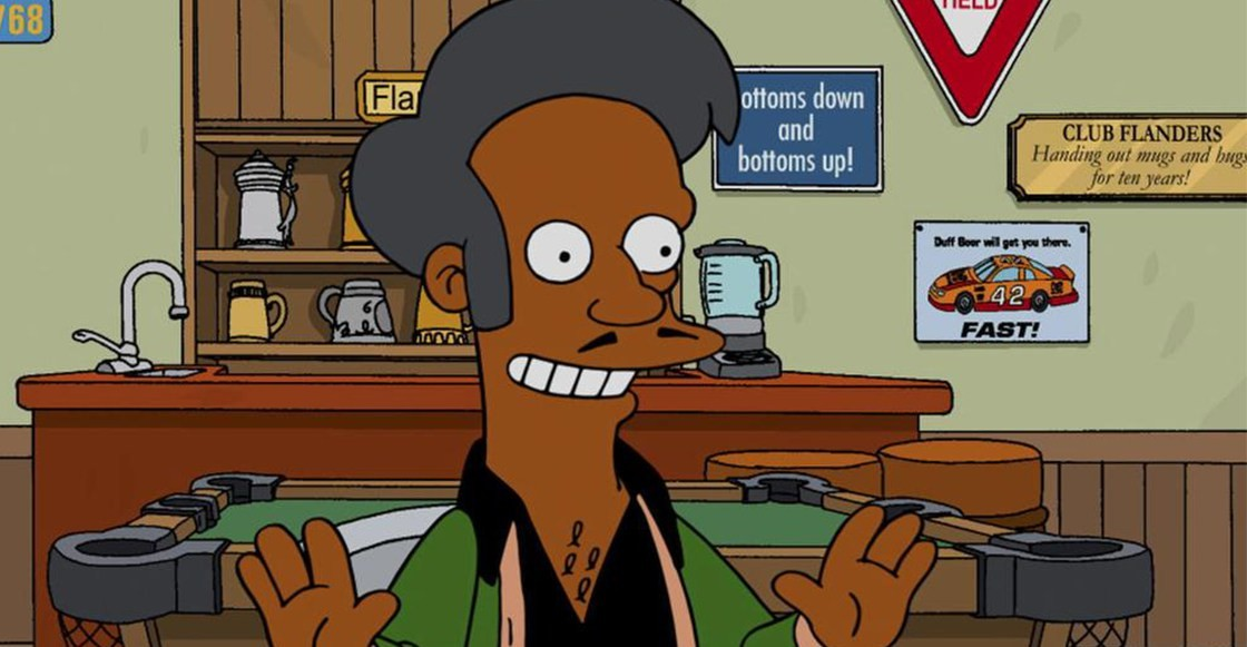 Apu será eliminado de 'Los Simpson' para evitar nuevas polémicas 1366_2000