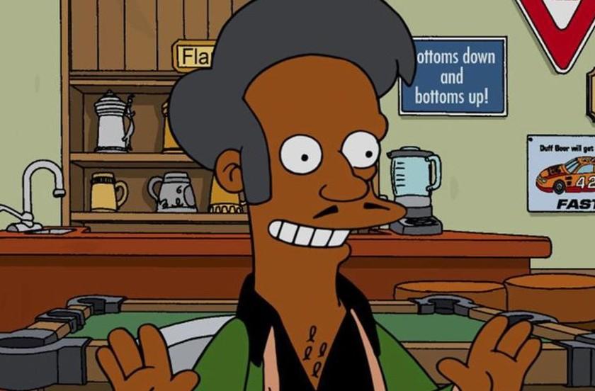Apu será eliminado de 'Los Simpson' para evitar nuevas polémicas