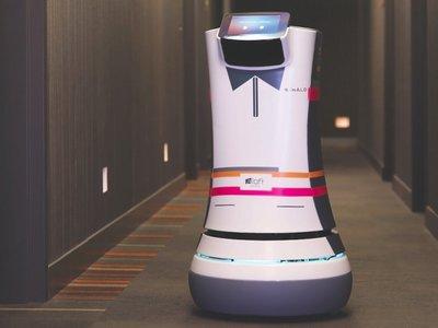 Cadenas de hoteles que ya tiene mayordomos robots