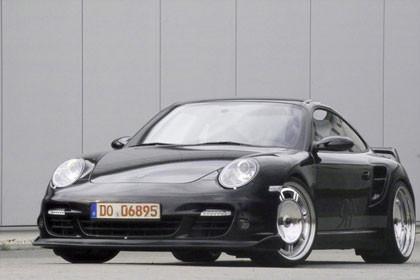 Porsche 9ff Turbo Airforce