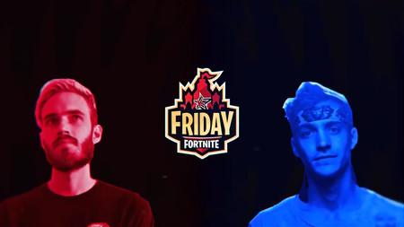 Pewdiepie hará equipo con Ninja en un torneo de Fortnite organizado por un miembro de la comunidad