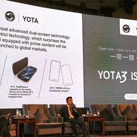 El YotaPhone 3, filtrado: pantalla de tinta electrónica HD por la mitad de precio del YotaPhone 2