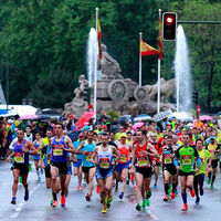 Estos son los cambios que se han anunciado en la Maratón de Madrid debido al hallazgo de restos arqueológicos