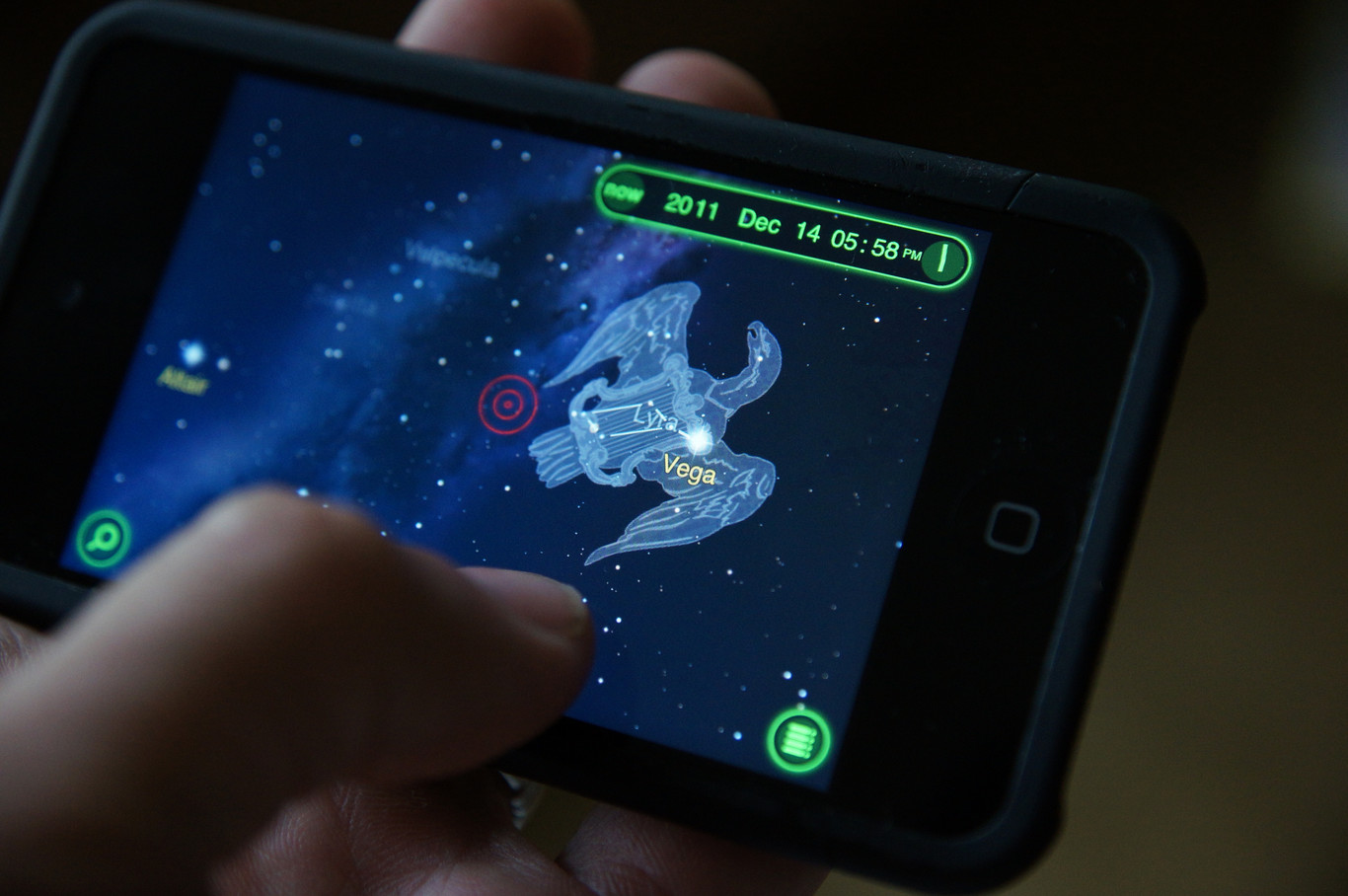 Siete aplicaciones para disfrutar de la astronomía