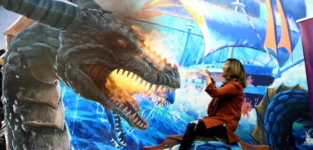 Trick Eye: el museo de realidad aumentada más grande del mundo abre sus puertas en México