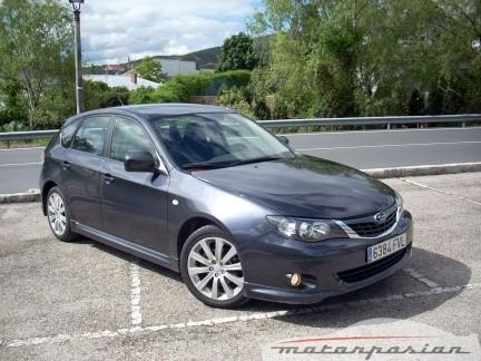 Subaru Impreza 2.0 Sport, prueba (parte 1)