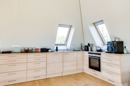 Cocina en cottage