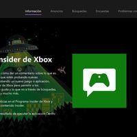 ¿Eres usuario insider en Xbox? Pues ya puedes controlar lo relativo al programa desde tu PC con Windows 10