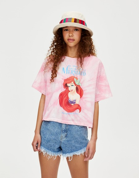 Camiseta Disney Pull Bear 06
