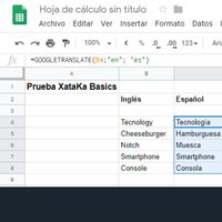 Cómo usar Google Translate automáticamente en las hojas de cálculo de Google Sheets