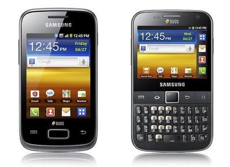 Samsung amplia la gama Galaxy con el Duos y el Pro Duos, dos smartphone con dual SIM
