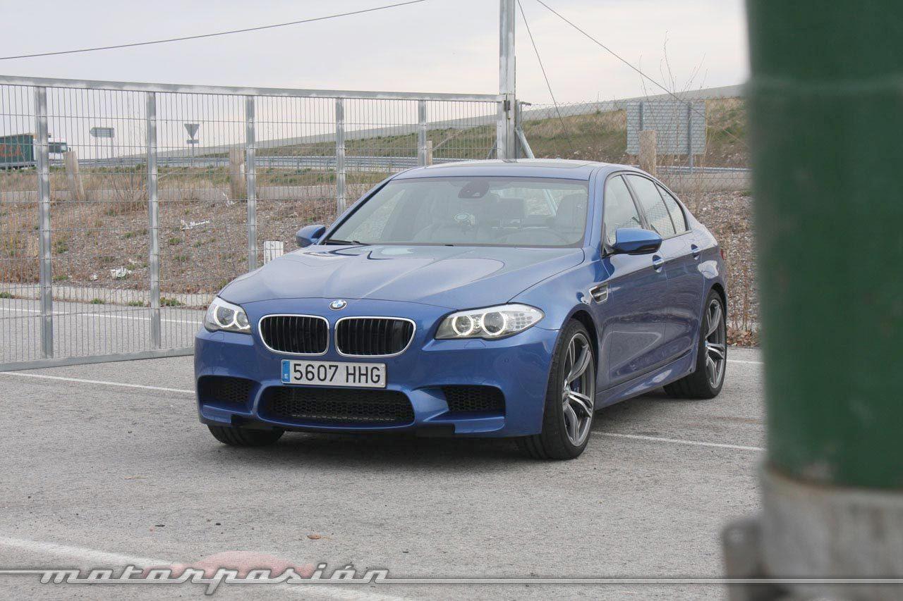 Foto de BMW M5 (Prueba) (43/136)