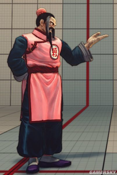 Foto de 'Street Fighter IV' mods de personajes (13/23)