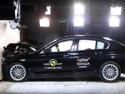 5 estrellas para el Serie 5: Euro NCAP revela los resultados del BMW Serie 5 y de la Fiat Doblò