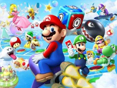 Mario Party Star Rush es anunciado para 3DS... pero lo mejor es la portada del juego [E3 2016]