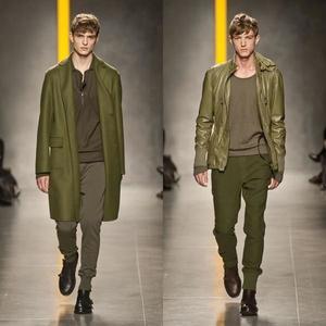 Este otoño te vestirás de verde caza