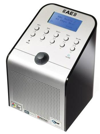 Acoustic Energy permite escuchar la radio por Internet