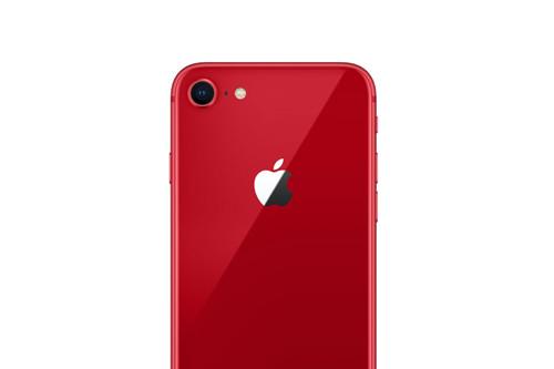 Aparecen imágenes del iPhone con pantalla LCD de 6,1 pulgadas: en rojo, blanco y azul