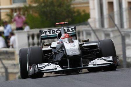 El Gran Premio de Turquía será la prueba de fuego de Mercedes GP
