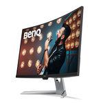 BenQ quiere conquistar a los usuarios con este monitor gaming de altas prestaciones y un diseño minimalista
