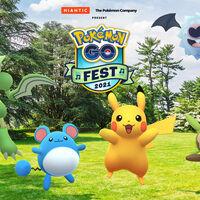Pokémon GO: todos los Pokémon y horarios en los que aparecerán en el Pokémon GO Fest 2021