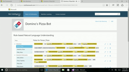 Dominos Pizza Bot Natural Language 640x358