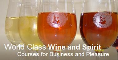 La Academia del Vino de España imparte un curso del Wine & Spirit Education Trust
