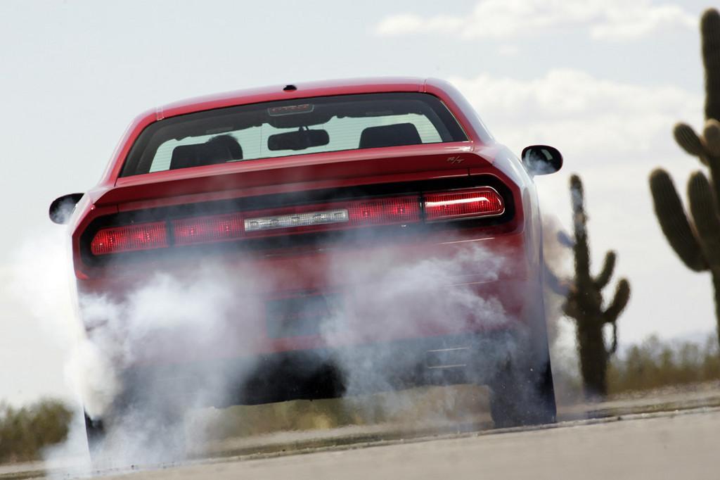 Foto de Dodge Challenger R/T (8/37)
