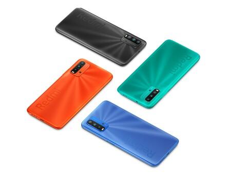 Xiaomi Redmi 9t Oficial Bateria 6000 Mah
